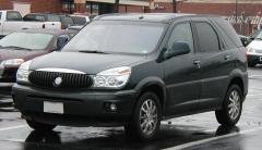 2004 Buick Rendezvous Photo 4