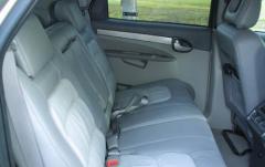 2004 Buick Rendezvous interior