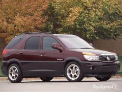 2005 Buick Rendezvous Photo 2