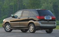 2006 Buick Rendezvous exterior