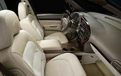 2006 Buick Rendezvous interior