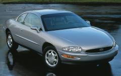 1998 Buick Riviera exterior