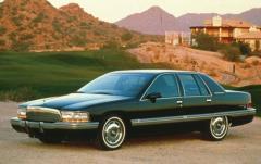 1992 Buick Roadmaster exterior