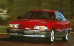 1993 Buick Skylark exterior