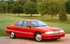 1994 Buick Skylark exterior