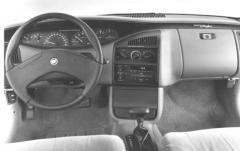 1997 Buick Skylark interior