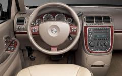 2005 Buick Terraza interior