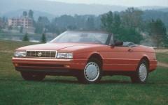 1990 Cadillac Allante exterior