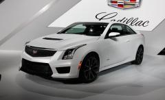 2016 Cadillac ATS-V Photo 1