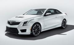2016 Cadillac ATS-V Photo 2