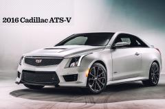 2016 Cadillac ATS-V Photo 3