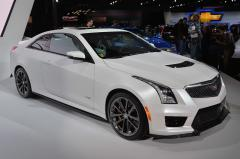 2016 Cadillac ATS-V Photo 7