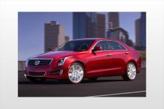 2013 Cadillac ATS exterior