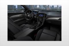 2013 Cadillac ATS interior