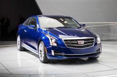 2015 Cadillac ATS Photo 1