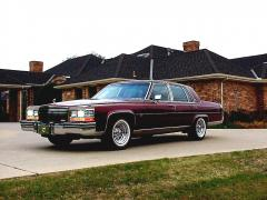 1992 Cadillac Brougham Photo 1
