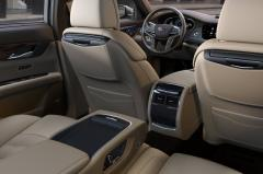 2016 Cadillac CT6 interior