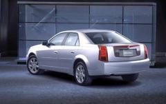 2003 Cadillac CTS exterior