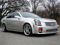 2004 Cadillac CTS Photo 1