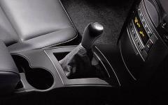 2005 Cadillac CTS interior