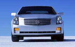 2005 Cadillac CTS exterior