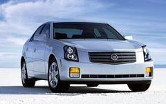 2006 Cadillac CTS exterior
