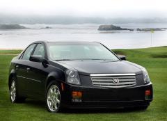 2007 Cadillac CTS Photo 1