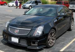 2009 Cadillac CTS Photo 3