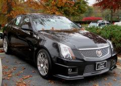 2009 Cadillac CTS Photo 4