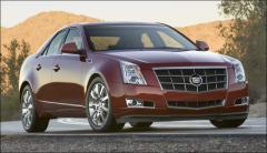 2009 Cadillac CTS Photo 5