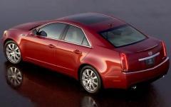 2009 Cadillac CTS exterior