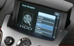 2009 Cadillac CTS interior