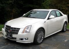 2010 Cadillac CTS Photo 1