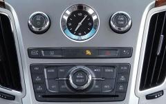 2011 Cadillac CTS interior