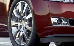 2011 Cadillac CTS exterior