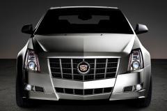 2012 Cadillac CTS exterior