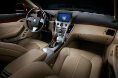 2012 Cadillac CTS interior