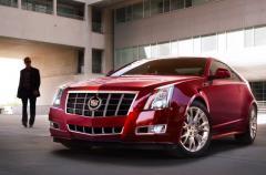 2012 Cadillac CTS Photo 3