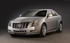 2012 Cadillac CTS Photo 1