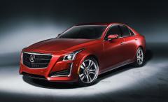 2014 Cadillac CTS Photo 1