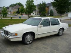 1992 Cadillac Deville Photo 1