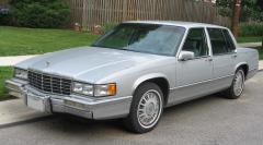 1993 Cadillac Deville Photo 2
