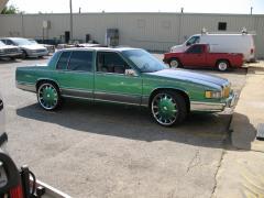 1993 Cadillac Deville Photo 3