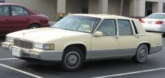 1993 Cadillac Deville Photo 4