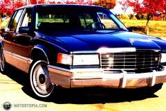 1993 Cadillac Deville Photo 6