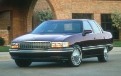 1994 Cadillac Deville exterior