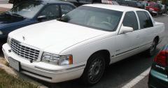 1995 Cadillac Deville Photo 1
