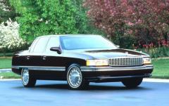 1996 Cadillac Deville Photo 1