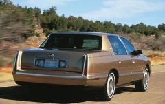 1998 Cadillac Deville exterior