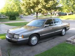 1998 Cadillac Deville Photo 2